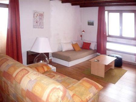 Location au ski Appartement 2 pièces 6 personnes (332) - Résidence le Silhourais - Les Orres - Séjour