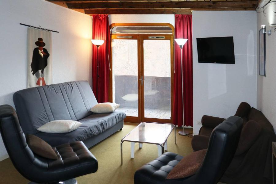 Location au ski Appartement 2 pièces 6 personnes (338) - Résidence le Silhourais - Les Orres - Séjour