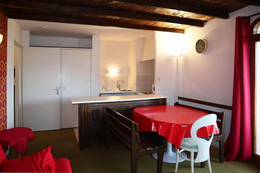 Location au ski Appartement 2 pièces 6 personnes (339) - Résidence le Silhourais - Les Orres - Séjour