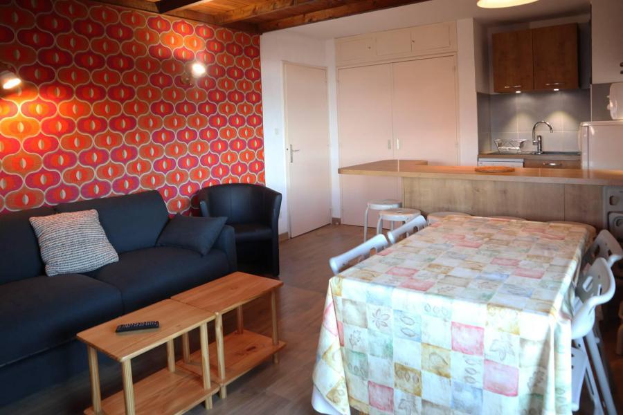 Location au ski Appartement 2 pièces 6 personnes (342) - Résidence le Silhourais - Les Orres - Coin repas