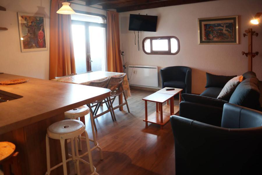 Location au ski Appartement 2 pièces 6 personnes (342) - Résidence le Silhourais - Les Orres - Séjour