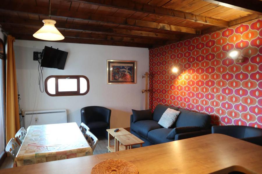 Location au ski Appartement 2 pièces 6 personnes (342) - Résidence le Silhourais - Les Orres - Table