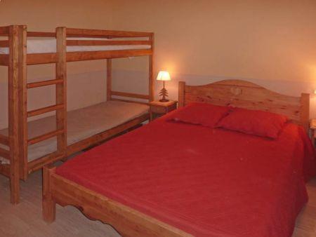 Location au ski Appartement 2 pièces 7 personnes (321) - Résidence le Silhourais - Les Orres - Couchage