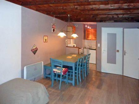 Location au ski Appartement 2 pièces 7 personnes (321) - Résidence le Silhourais - Les Orres - Salle à manger