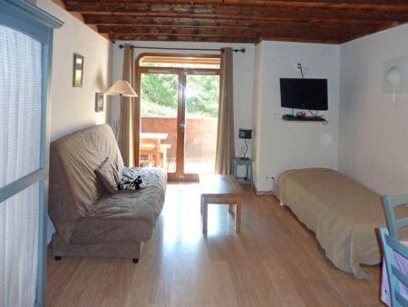 Location au ski Appartement 2 pièces 7 personnes (321) - Résidence le Silhourais - Les Orres - Séjour