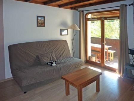 Location au ski Appartement 2 pièces 7 personnes (321) - Résidence le Silhourais - Les Orres - Table