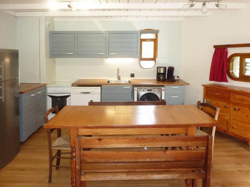 Location au ski Appartement 2 pièces coin montagne 6 personnes (323) - Résidence le Silhourais - Les Orres - Banquette-lit