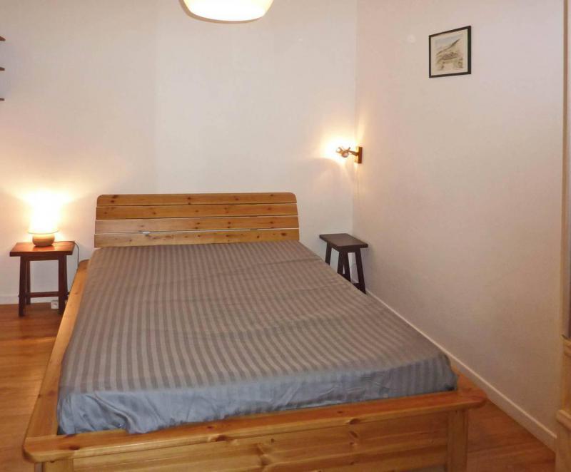 Location au ski Appartement 2 pièces coin montagne 6 personnes (323) - Résidence le Silhourais - Les Orres - Lit simple