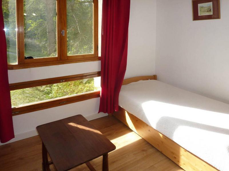 Location au ski Appartement 2 pièces coin montagne 6 personnes (323) - Résidence le Silhourais - Les Orres - Lits superposés