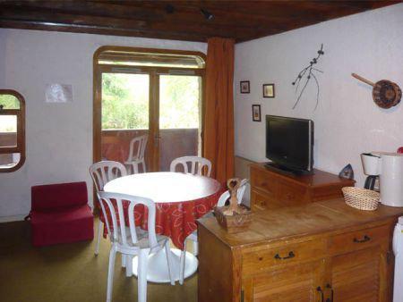 Location au ski Studio 4 personnes (324) - Résidence le Silhourais - Les Orres - Séjour