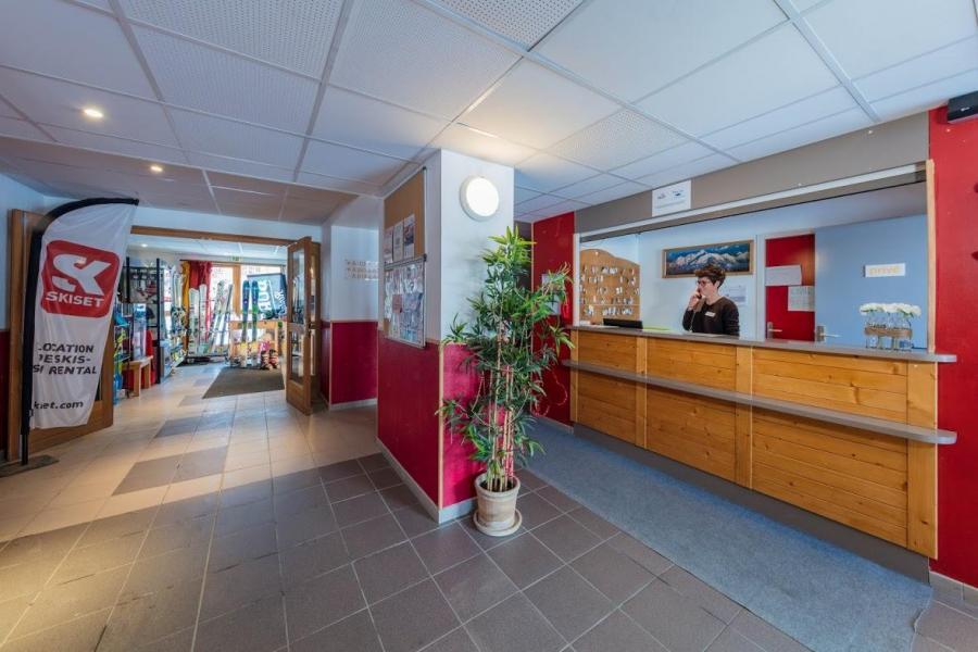 Location au ski Résidence les Balcons de Bois Méan - Les Orres - Réception