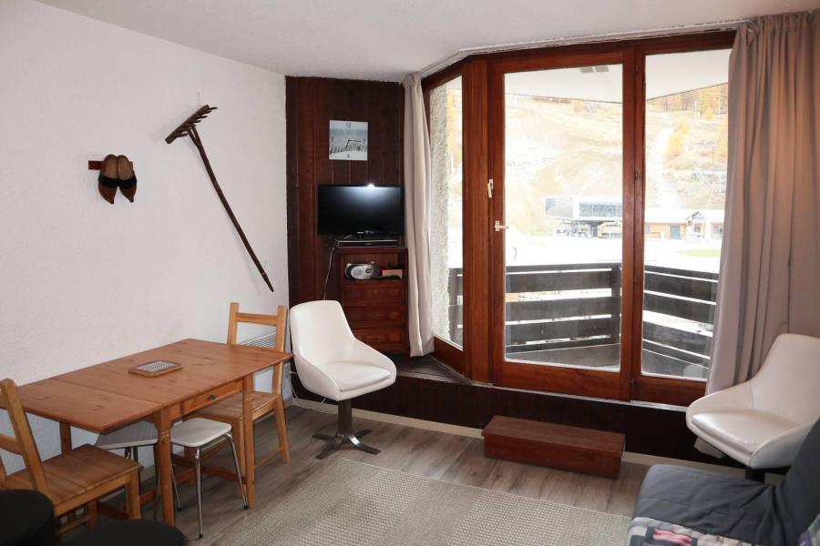 Wynajem na narty Studio z alkową 4 osoby (012) - Résidence les Carlines - Les Orres