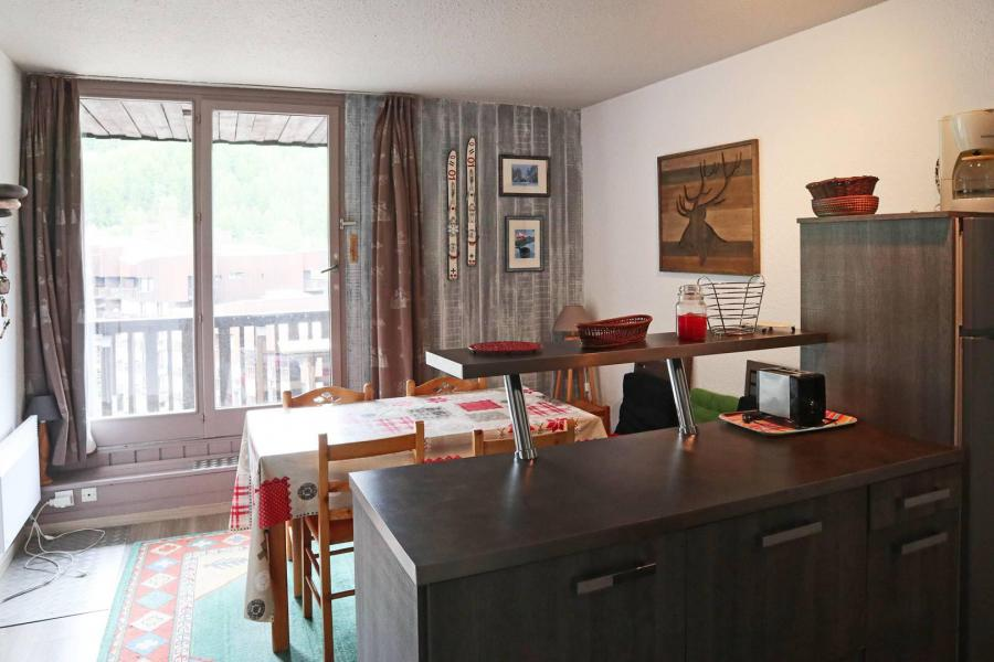 Wynajem na narty Apartament 2 pokojowy 6 osób (037) - Résidence les Carlines - Les Orres