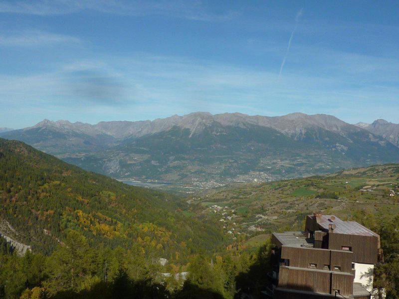 Location au ski Studio coin montagne 4 personnes (049) - Résidence les Cembros - Les Orres