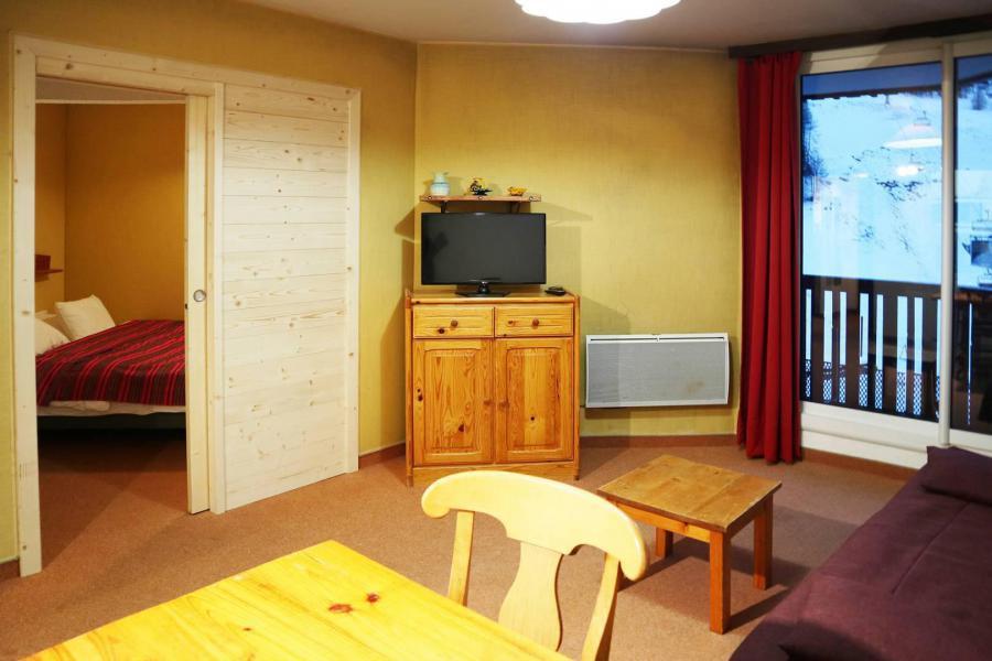 Location au ski Appartement 2 pièces coin montagne 6 personnes (045) - Résidence les Cembros - Les Orres