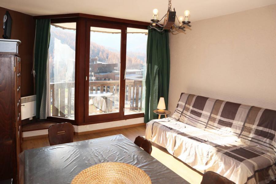 Location au ski Studio coin montagne 4 personnes (061) - Résidence les Cembros - Les Orres