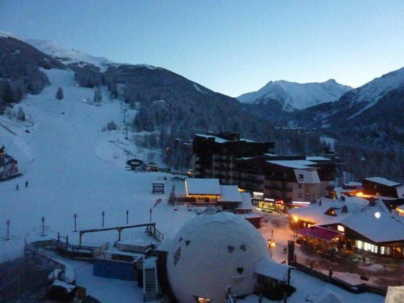 Location au ski Appartement 2 pièces coin montagne 6 personnes (063) - Résidence les Cembros - Les Orres