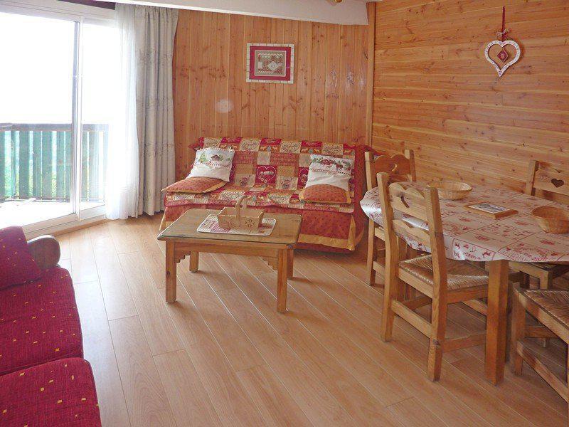Location au ski Studio coin montagne 4 personnes (047) - Résidence les Cembros - Les Orres