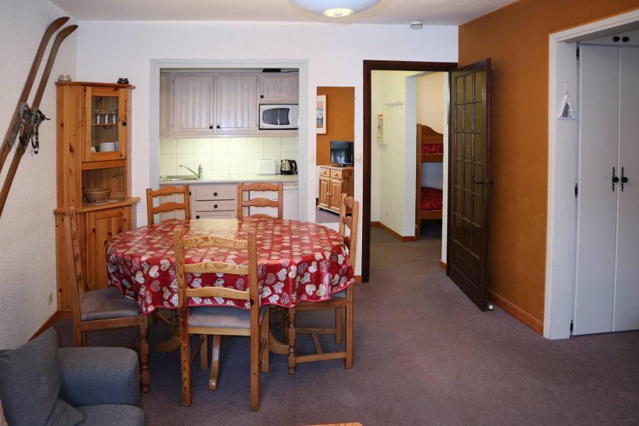 Location au ski Appartement 2 pièces coin montagne 6 personnes (048) - Résidence les Cembros - Les Orres