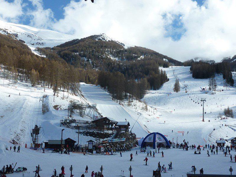 Location au ski Appartement 2 pièces coin montagne 5 personnes (052) - Résidence les Cembros - Les Orres