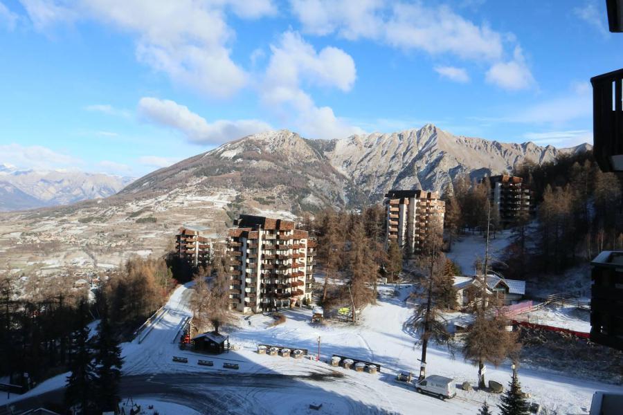 Location au ski Studio coin montagne 4 personnes (041) - Résidence les Cembros - Les Orres