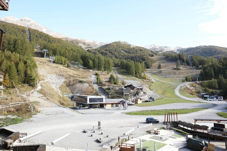 Аренда на лыжном курорте Квартира студия со спальней для 4 чел. (051) - Résidence les Cembros - Les Orres