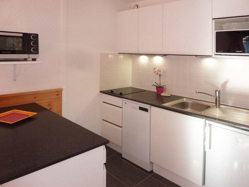 Location au ski Appartement 2 pièces coin montagne 5 personnes (052) - Résidence les Cembros - Les Orres - Appartement