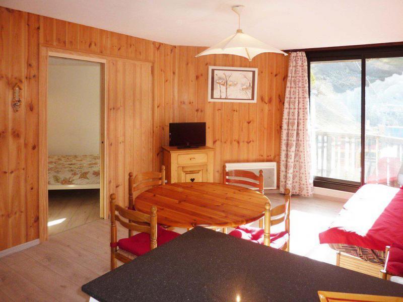 Location au ski Appartement 2 pièces coin montagne 5 personnes (052) - Résidence les Cembros - Les Orres - Séjour