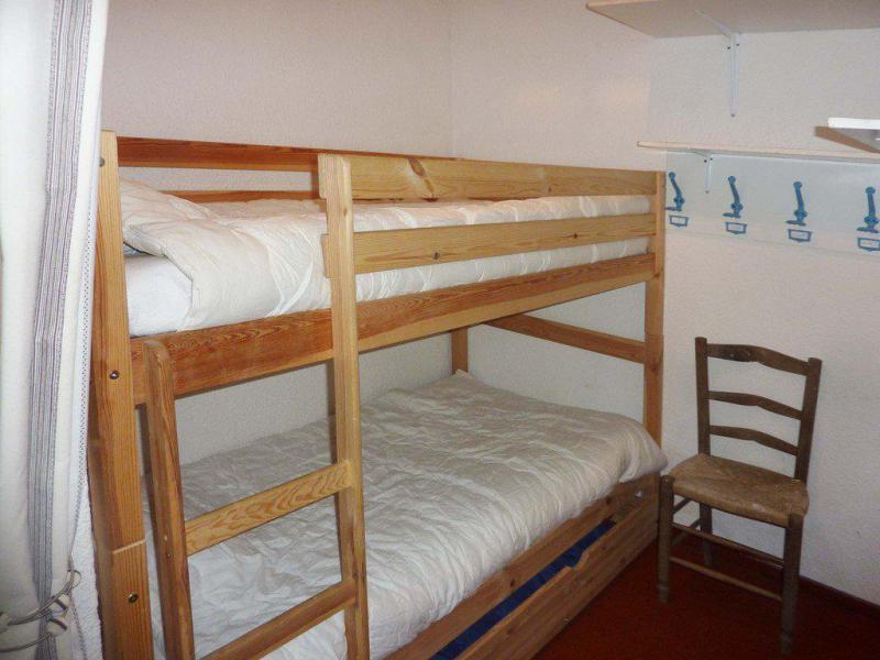 Location au ski Appartement 2 pièces coin montagne 6 personnes (063) - Résidence les Cembros - Les Orres - Lits superposés