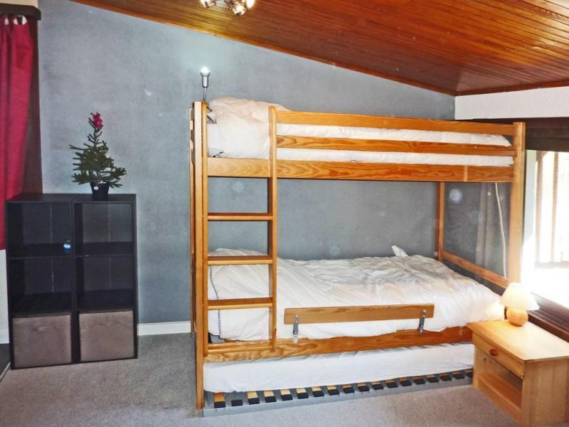 Location au ski Appartement duplex 3 pièces 8 personnes (060) - Résidence les Cembros - Les Orres - Lits superposés