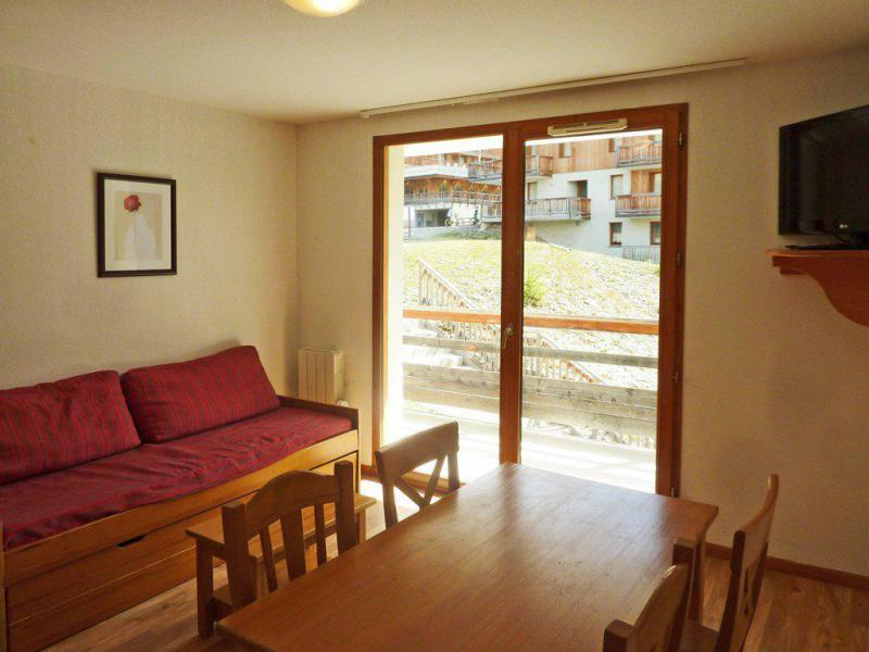 Location au ski Appartement 2 pièces 4 personnes (809) - Résidence les Chalets de Bois Méan - Les Orres - Banquette-lit