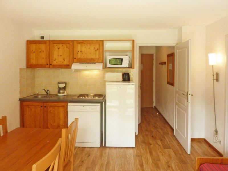Location au ski Appartement 2 pièces 4 personnes (809) - Résidence les Chalets de Bois Méan - Les Orres - Kitchenette