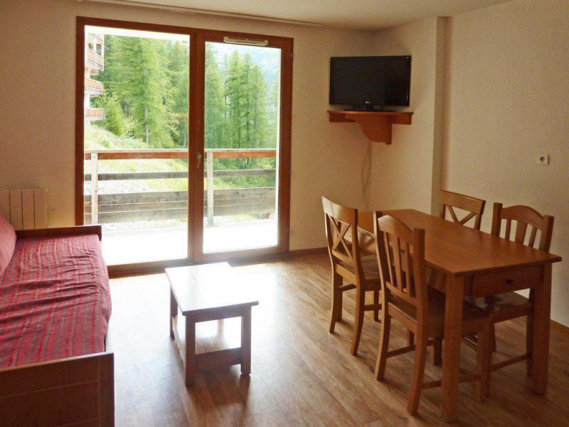 Location au ski Appartement 2 pièces 4 personnes (809) - Résidence les Chalets de Bois Méan - Les Orres - Salle à manger