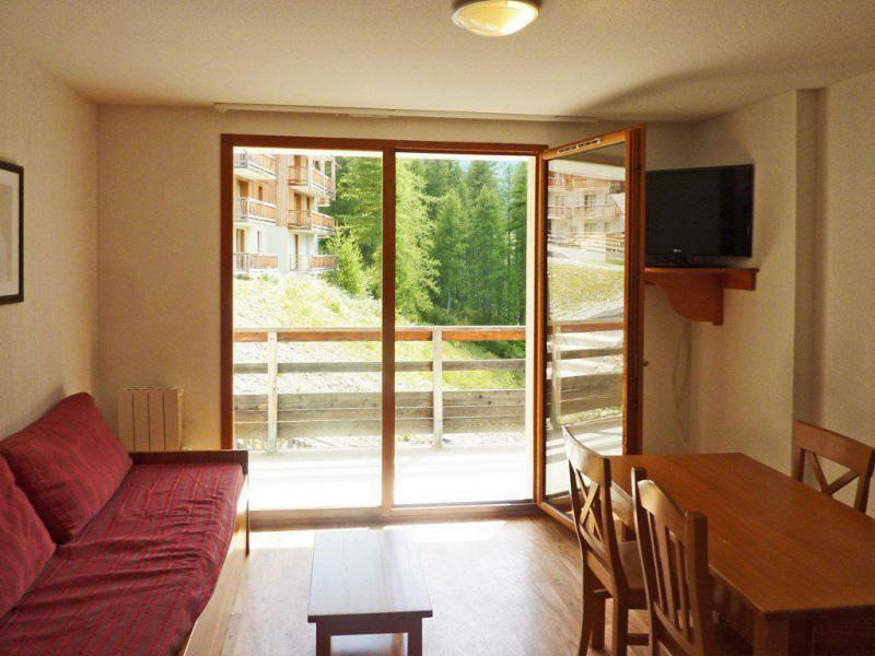 Location au ski Appartement 2 pièces 4 personnes (809) - Résidence les Chalets de Bois Méan - Les Orres - Séjour