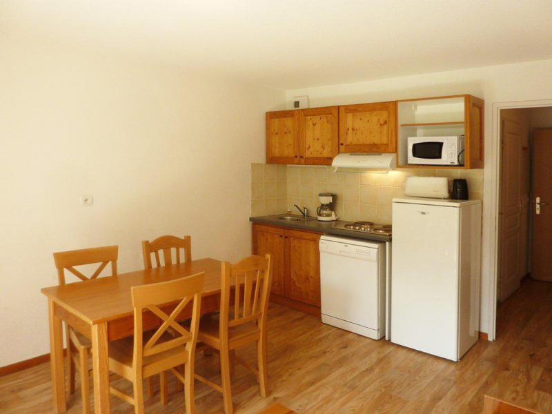 Location au ski Appartement 2 pièces 4 personnes (809) - Résidence les Chalets de Bois Méan - Les Orres - Table