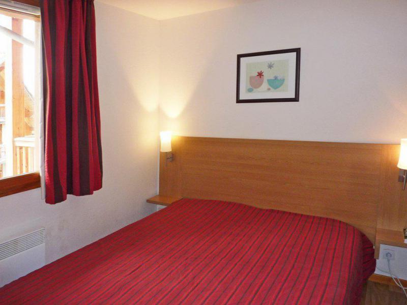 Location au ski Appartement 2 pièces coin montagne 6 personnes (804) - Résidence les Chalets de Bois Méan - Les Orres - Chambre