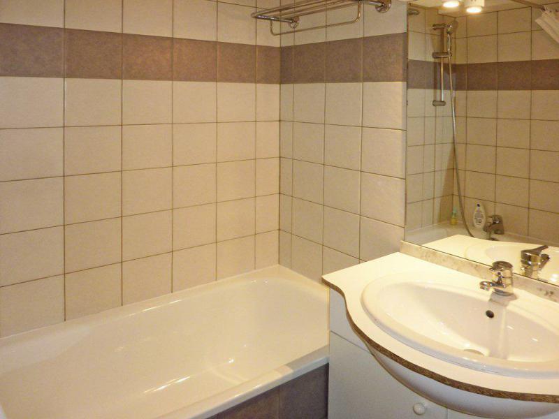 Location au ski Appartement 2 pièces coin montagne 6 personnes (804) - Résidence les Chalets de Bois Méan - Les Orres - Salle de bains