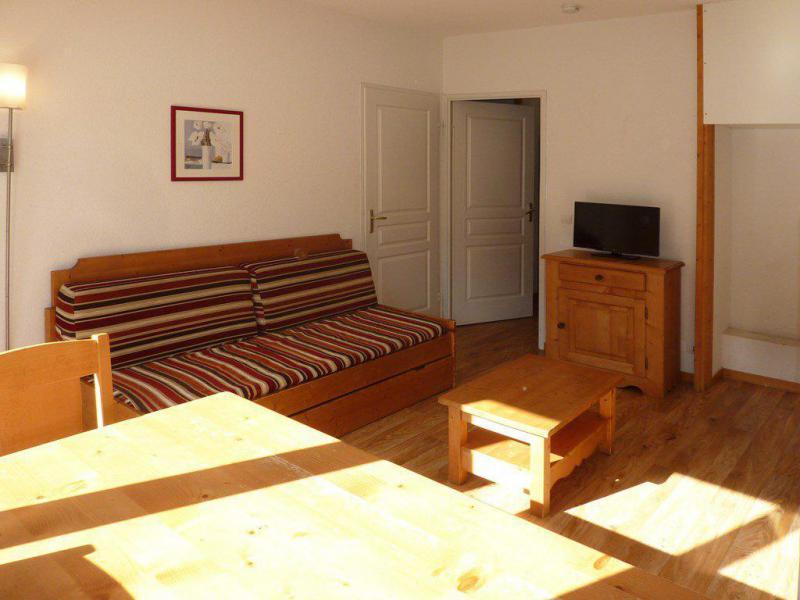 Location au ski Appartement 3 pièces coin montagne 8 personnes (808) - Résidence les Chalets de Bois Méan - Les Orres - Banquette