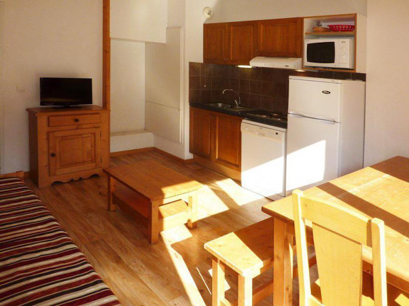 Location au ski Appartement 3 pièces coin montagne 8 personnes (808) - Résidence les Chalets de Bois Méan - Les Orres - Cuisine