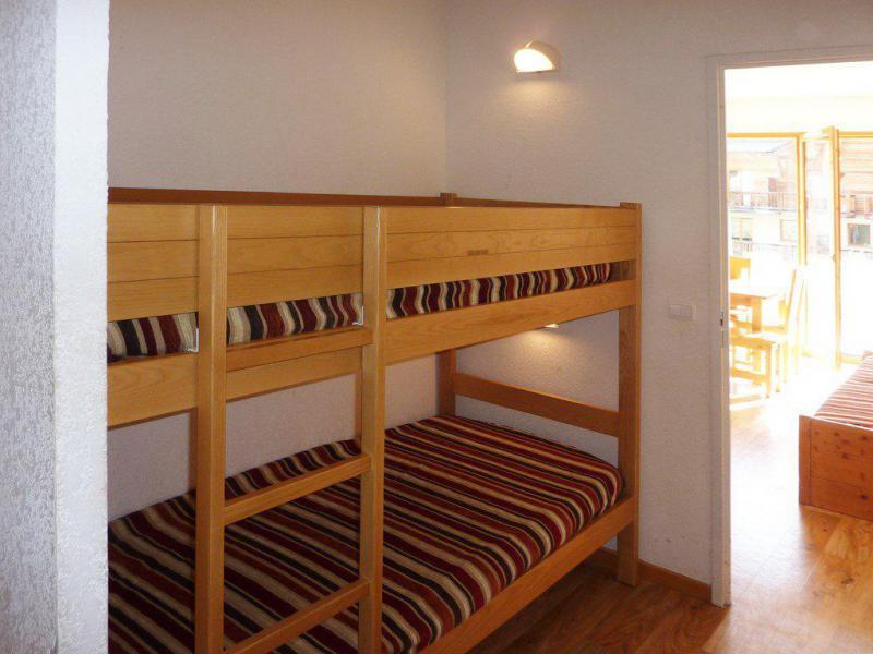 Location au ski Appartement 3 pièces coin montagne 8 personnes (808) - Résidence les Chalets de Bois Méan - Les Orres - Lits superposés