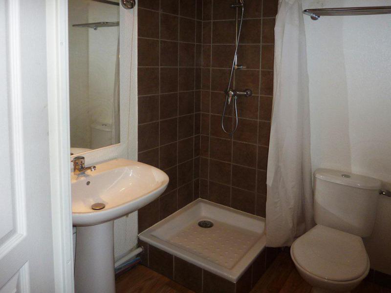 Location au ski Appartement 3 pièces coin montagne 8 personnes (808) - Résidence les Chalets de Bois Méan - Les Orres - Salle d'eau