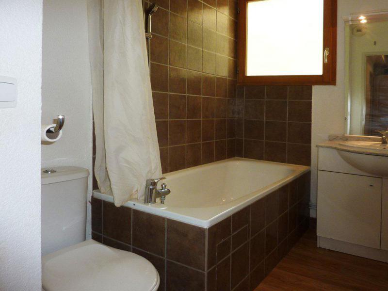 Location au ski Appartement 3 pièces coin montagne 8 personnes (808) - Résidence les Chalets de Bois Méan - Les Orres - Salle de bains