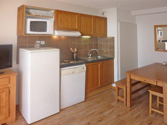Location au ski Appartement duplex 3 pièces 6 personnes (807) - Résidence les Chalets de Bois Méan - Les Orres - Coin repas