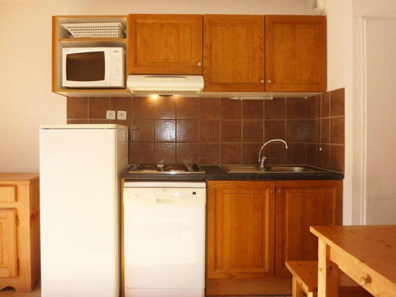 Location au ski Appartement duplex 3 pièces 6 personnes (807) - Résidence les Chalets de Bois Méan - Les Orres - Kitchenette