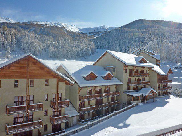 Location au ski Appartement duplex 3 pièces 6 personnes (807) - Résidence les Chalets de Bois Méan - Les Orres - Salle de bains