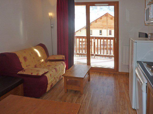 Location au ski Appartement duplex 3 pièces 6 personnes (807) - Résidence les Chalets de Bois Méan - Les Orres - Table