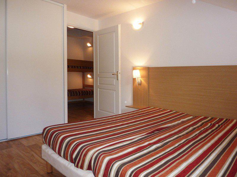 Location au ski Appartement duplex 3 pièces coin montagne 8 personnes (801) - Résidence les Chalets de Bois Méan - Les Orres - Chambre