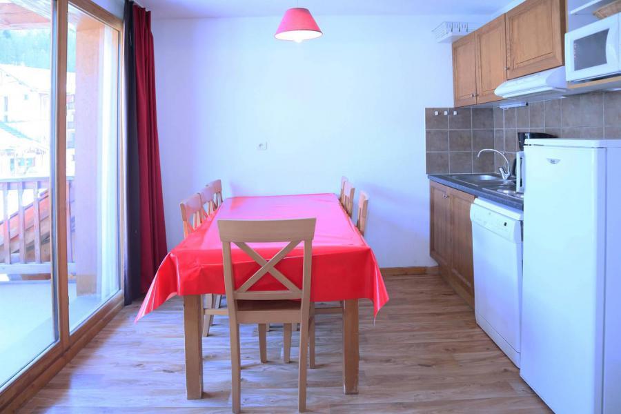 Location au ski Appartement duplex 3 pièces coin montagne 8 personnes (801) - Résidence les Chalets de Bois Méan - Les Orres - Kitchenette