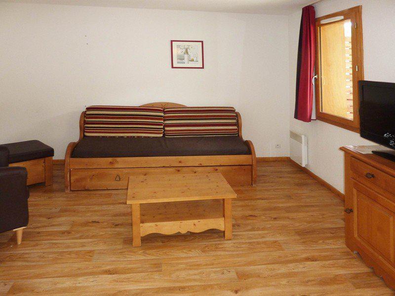 Location au ski Appartement duplex 3 pièces coin montagne 8 personnes (801) - Résidence les Chalets de Bois Méan - Les Orres - Lit double