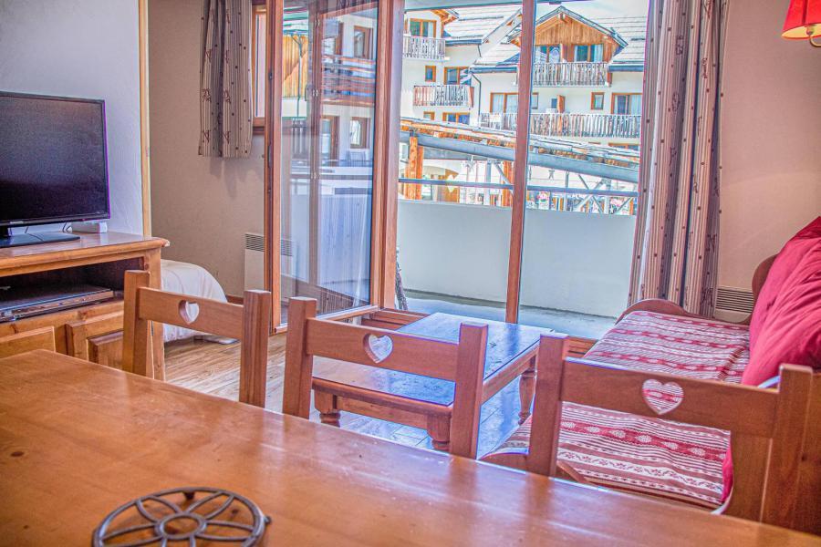 Location au ski Logement 2 pièces 6 personnes (812) - Résidence les Eglantines - Les Orres